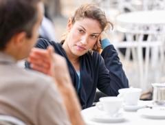 Знакомства в кафе