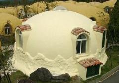 дома из пенополистирола