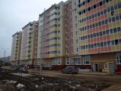Дом по ул. Пирогова 1к4 сзади