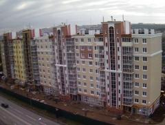 дом в микрорайоне Радужный
