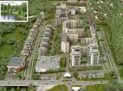 Микрорайон Сугутский - проект