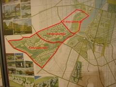 План застройки центра