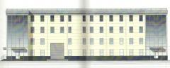 Проект делового центра на Ядринском шоссе