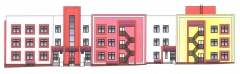 Проект детского сада в VI микрорайоне Центра Чебоксар