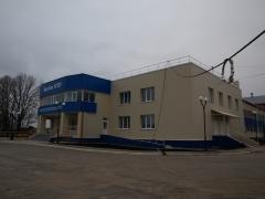 Построен бассейн ЧГПУ по ул. Пирогова 25