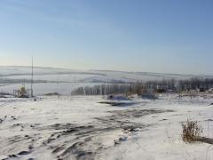Вид с окраины Кугесь