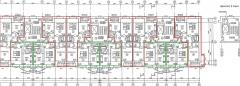 План 9-этажного дома по ул. Кукшумская 5 корпус 1